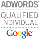 Google adwords professional logo
